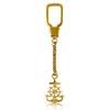 14k Yellow Gold Keychains
